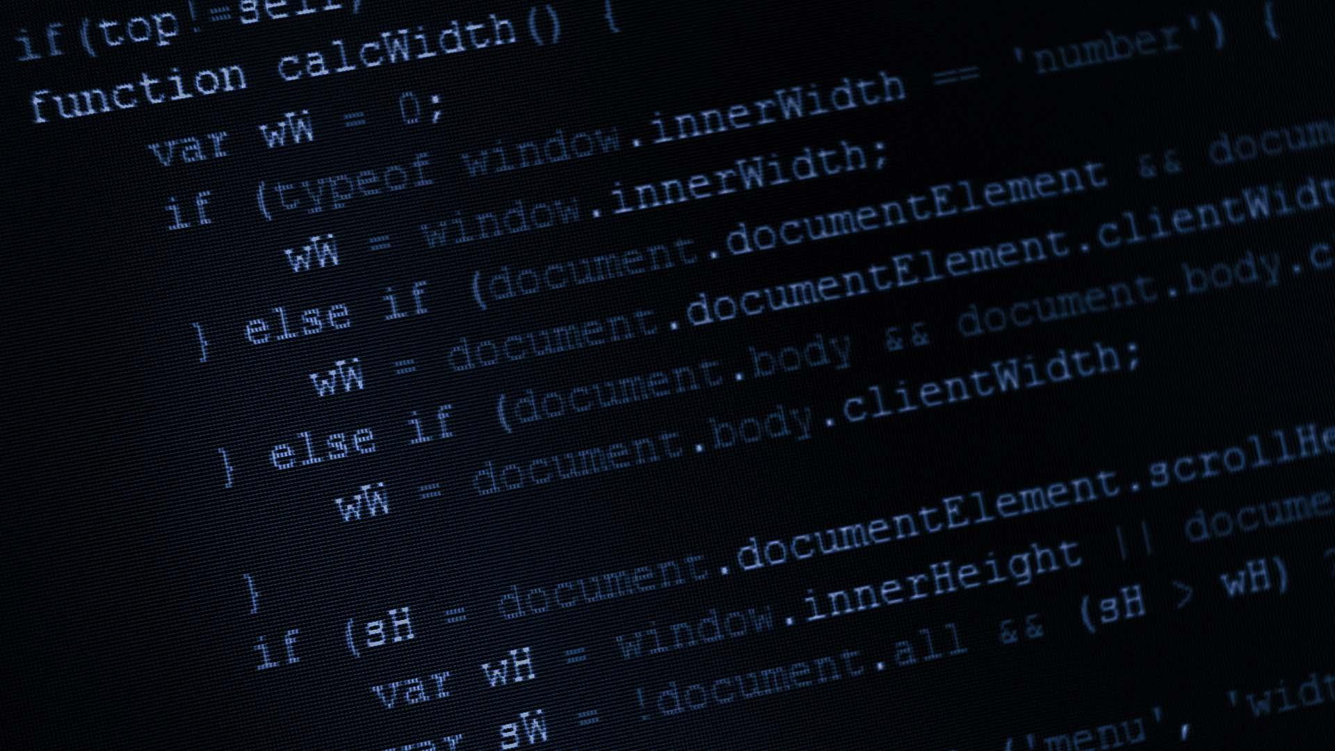 sourcecode web development