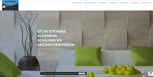 Website stijn-stevens.be