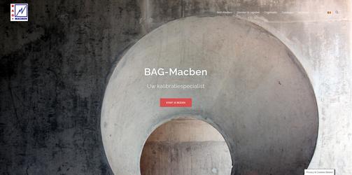 website BAG-Macben